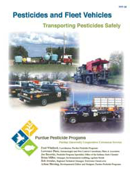 Pesticides and Fleet Vehicles Transporting Pesticides Safely
