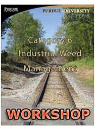 Registration 2018 - Category 6 Industrial Weed Management