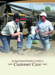 An Agricultural Retailer's Guide to Customer Care