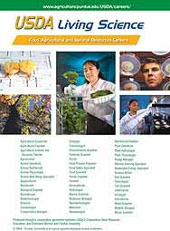 USDA Living Science posters (15 sets of 50/set)