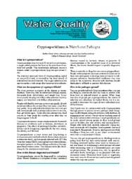 Cryptosporidium: A Waterborne Pathogen