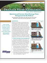 Questions and Answers about Drainage Water Management for the Midwest