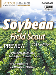 Soybean Field Scout Preview app for iOS (free preview version)